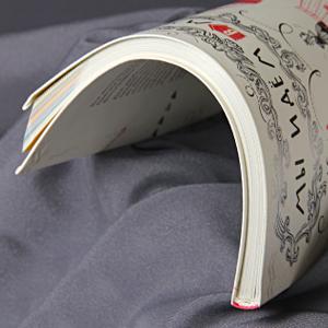 Книга выполненная в интегральном или голландском переплете