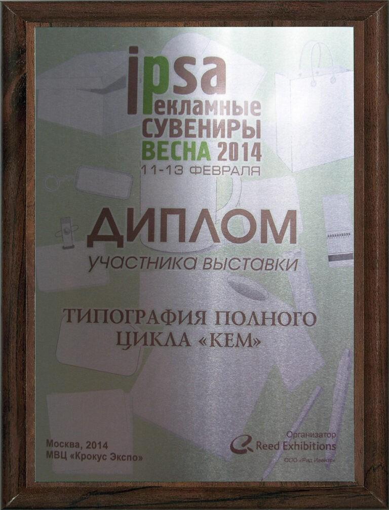 IPSA-2014-VESNA-