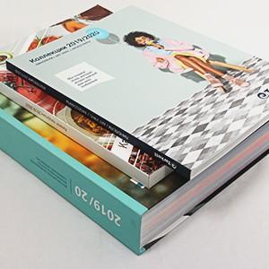 офсетная печать каталогов
