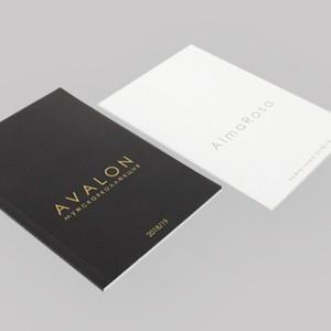 печать каталогов формата А5